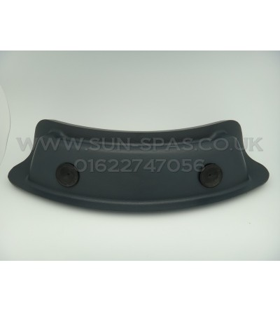 Curved Headrest