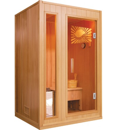 2 Person Traditional sauna