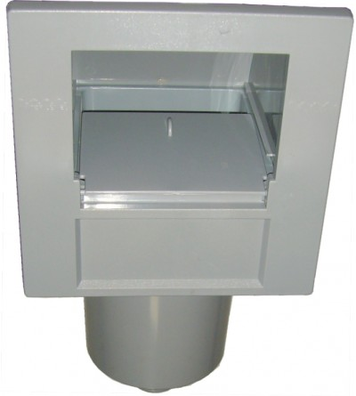 Advanced Pasive Hot Tub Skimmer
