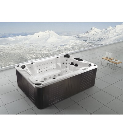 Saint Moritz 12 Person Hot Tub