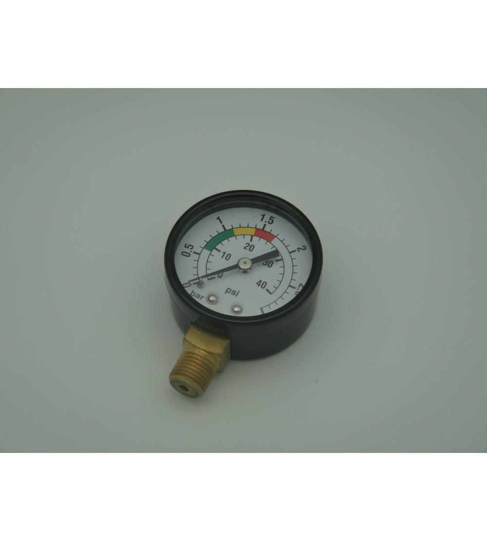 Pressure filter Gauge