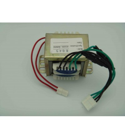 Transformer for M24A and B systems 220/240v - 12/13.2v