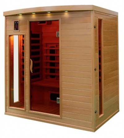 CP4 person Infrared Sauna