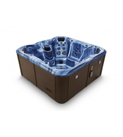 FS7.1 FusionSpa Hot Tub Blue 2