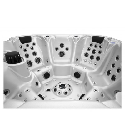 FS7.1 FusionSpa Hot Tub White 5