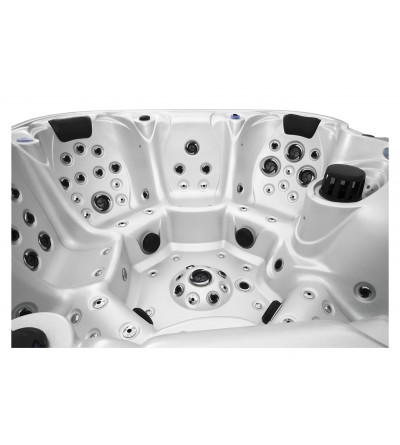 FS7.1 FusionSpa Hot Tub White 7