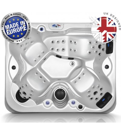 FS4.1 FusionSpa Hot Tub 4...
